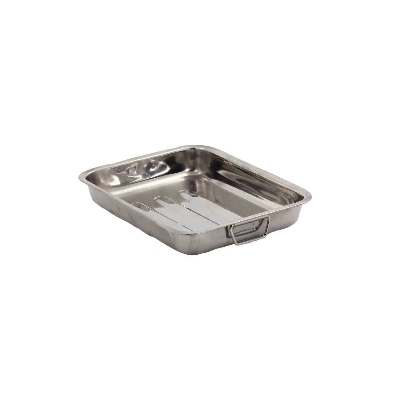 Essential Decor Entrada Collection EN12014 Stainless Steel Lasagna Grill, 14-Inch