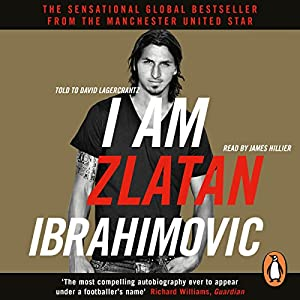 I Am Zlatan Ibrahimovic Audiobook