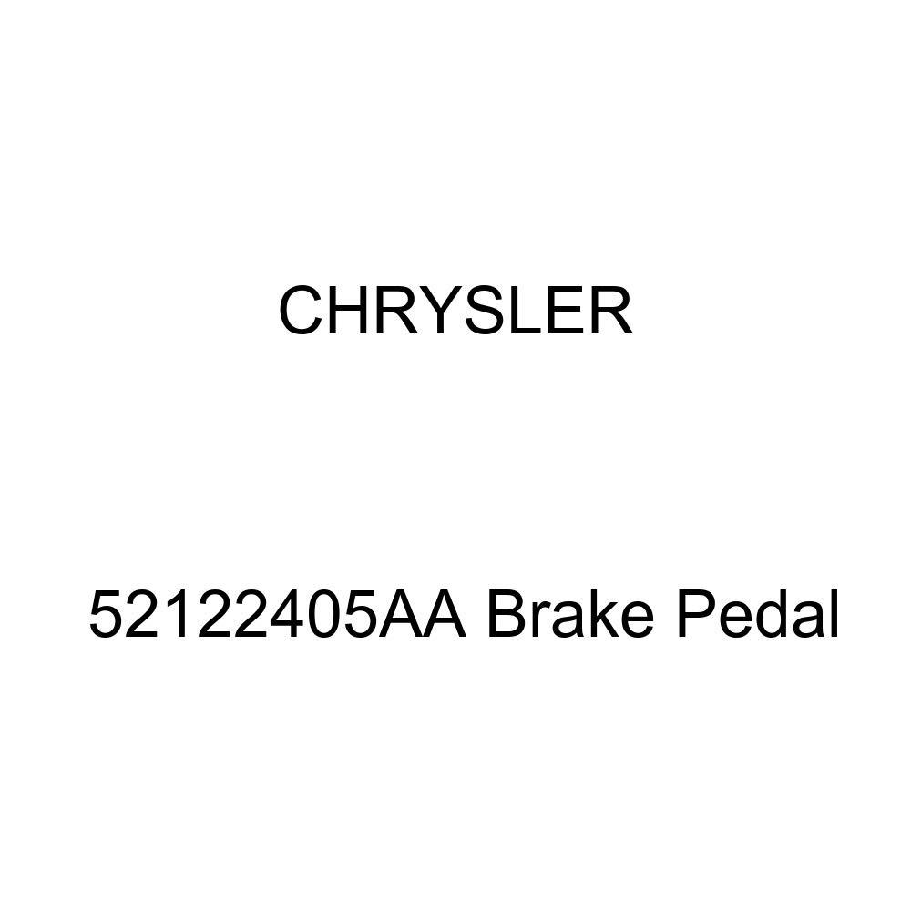 Chrysler Genuine 52122405AA Brake Pedal