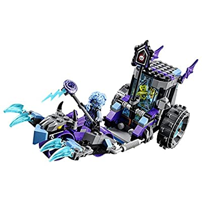 LEGO NEXO KNIGHTS Ruina's Lock & Roller 70349 Hot Toy: Toys & Games