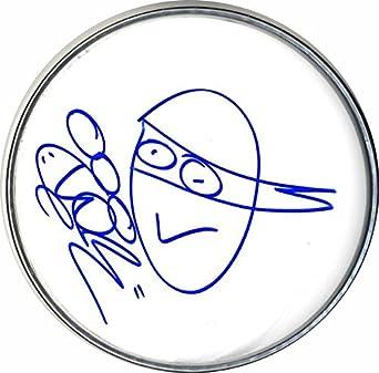 Vanilla Ice Signed w Teenage Mutant Ninja Turtles Art Sketch ...