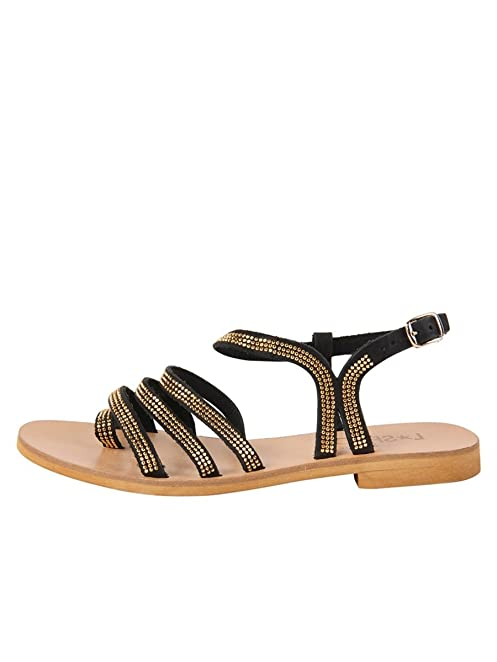 Sicily Leather Sandals