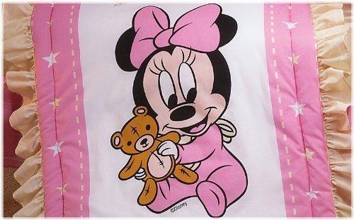 Amazoncom Hot Seller All Star Minnie Crib Bedding 5 Pc Set
