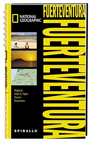 NATIONAL GEOGRAPHIC Spirallo Reiseführer Fuerteventura