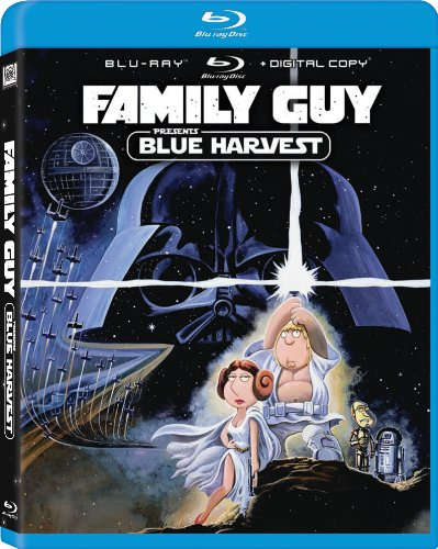 Family Guy: Blue Harvest Blu-ray