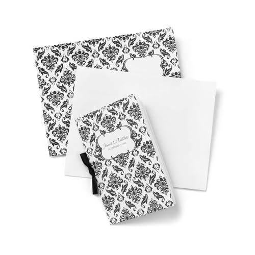 Nice Black & White Damask Bulletin Kit supplier