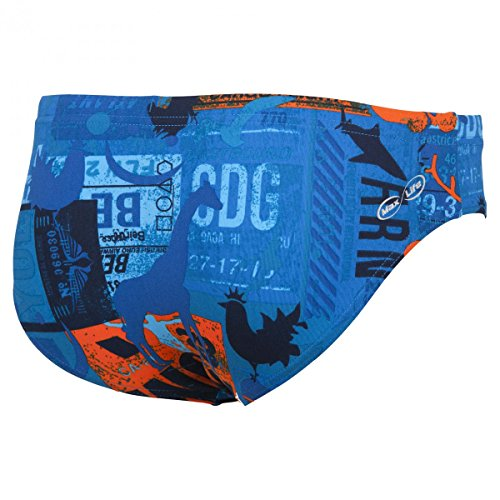 Arena Passport Junior Briefs Deep Sea / Multi 10-11Y/26
