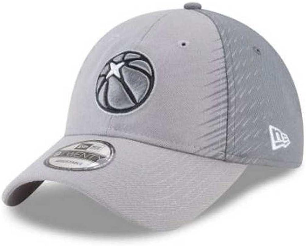 New Era NBA City Series Minnesota Timberwolves 9Twenty Adjustable Hat 11543331 Gray