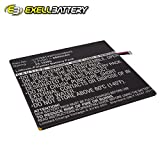 Exell Li-Polymer 3.7V 6800mAh Battery Fits ZTE V11 V11A V7E Replaces LI3768T42P5HC8B645