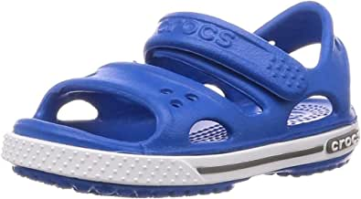 Crocs Kids' Crocband II Sandal | Water Slip on Shoes for Boys and Girls
