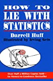 Book cover for How to Lie with Statistics