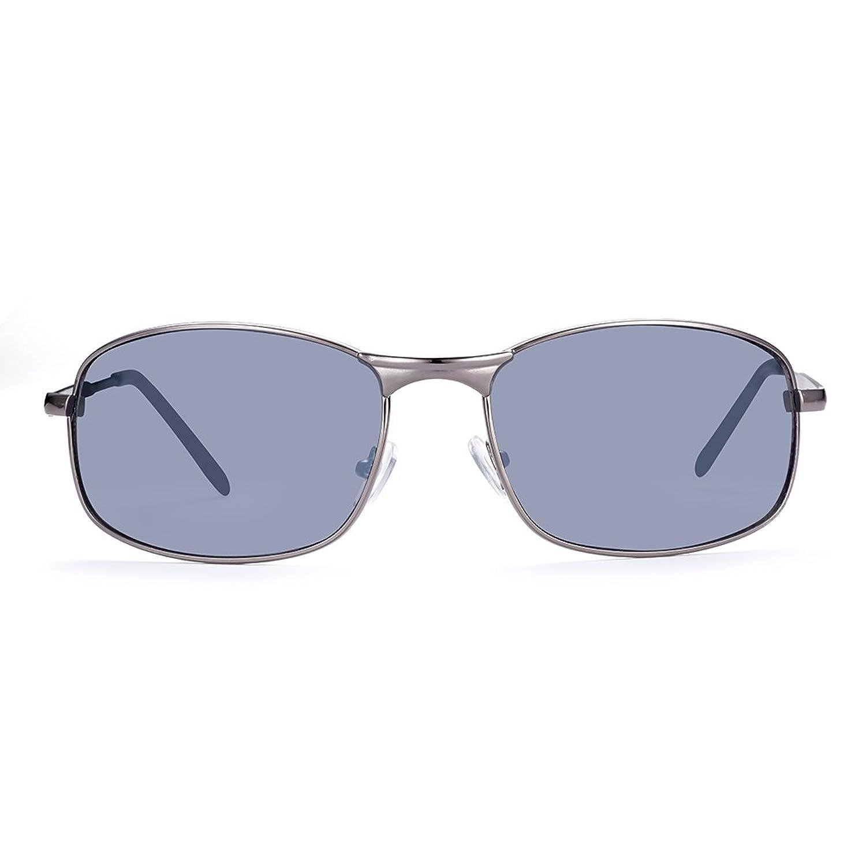 iLove EU 3pcs Set Damen Mode Sonnenbrille Pilotenbrille Metallrahmen Aviator Brille 3 Farben: Lila Grün Gelb 3JIpxUs