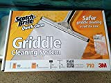 Scotch-Brite Quick Clean Griddle Cleaning System