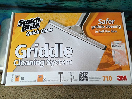 Scotch-Brite Quick Clean Griddle Cleaning System by Scotch-Brite