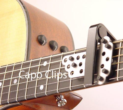 Amazon Bar Chord Capo Clip Musical Instruments