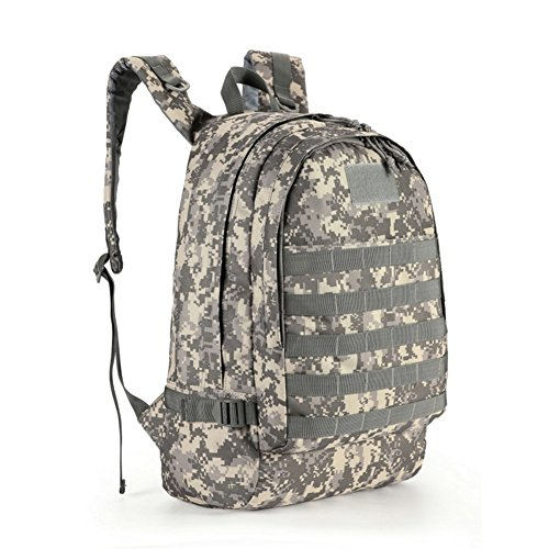 Playerunknowns Battlegrounds Game Level 3 Attack Backpack With Usb Charging By Chengcaifengye