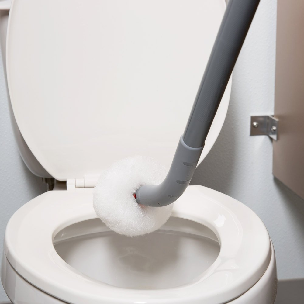Unger BSCOR Ergo 26 Toilet Bowl Swab with 2 Heads