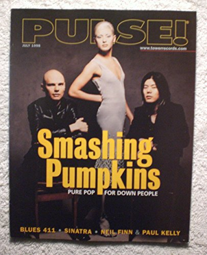 (Smashing Pumpkins - Pulse Magazine - July 1998 - No Address Label! - PM1)