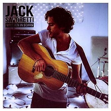 Jack Savoretti: Written In Scars [CD] by Jack Savoretti