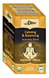 Valdena Bio Ayurvedic- Organic Camomille Hibiscus (Pack of 3)