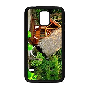 Green Life Hight Quality Case for Samsung Galaxy S5