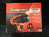 Snap-On 3/8 Drive 18 Volt Lithium Green Cordless Impact Wrench Kit, Part #CT8810AG