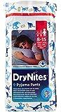 DryNites - Calzoncillos absorbentes - 8-15 años - 9 unidades