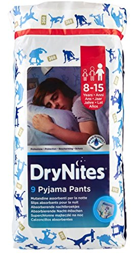Huggies Drynites Convenience Boy 9 pants 5029053527598