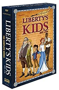 liberty 39 s kids complete series jill anderson vi vincent lee alston carl beck. Black Bedroom Furniture Sets. Home Design Ideas