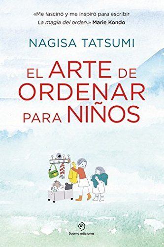 Book cover from El arte de ordenar para niños by Nagisa Tatsumi
