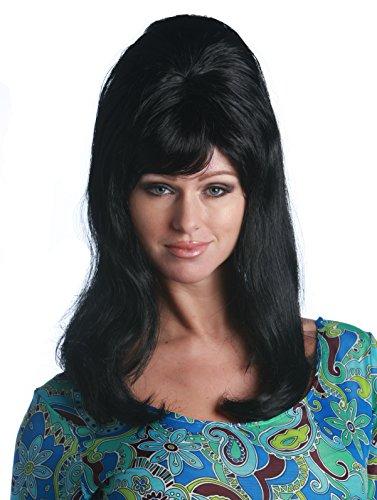 Premium Quality 1960's Style Priscilla Presley Beehive Wig -