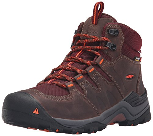 Gypsum Ii Tiger Boot Mid Women's w Lilly Wp Keen Cocoa 5qT4Ex