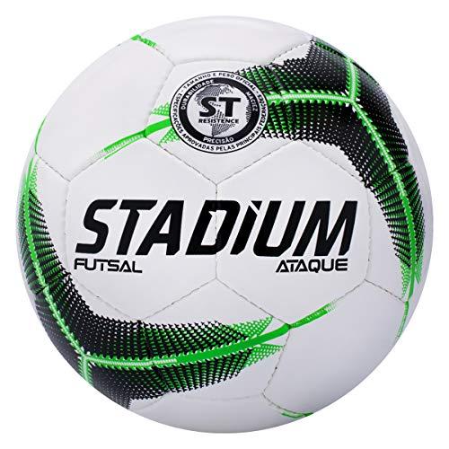 Bola Futsal Ataque Stadium Preto