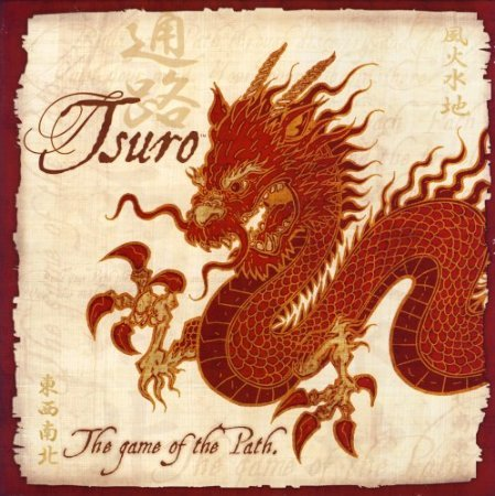 Price comparison product image Tsuro: The Game of the Path
