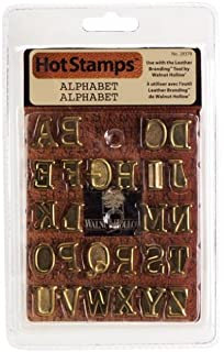 Amazon walnut hollow hotstamps uppercase alphabet branding and walnut hollow leather branding hot stamps alphabet 29379 spiritdancerdesigns Gallery