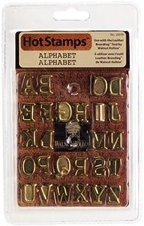 Amazon walnut hollow hotstamps uppercase alphabet branding walnut hollow leather branding hot stamps alphabet 29379 spiritdancerdesigns Images