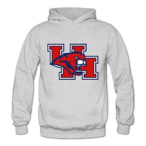MARC Women's University Of Houston - UH Logo Hoodies Ash Size - Sydney Sunglasses Shop