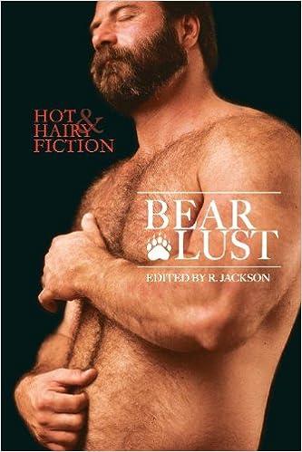 Big hairy gay bear