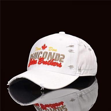 Ydfq Casquettes de Baseball Snapback Cap Coton Baseball Cap Hommes Femmes Hip Hop Papa Maille Chapeau Trucker Dropshipping