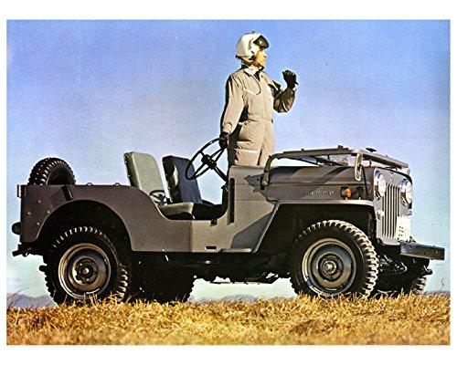 Amazon com: 1966 Mitsubishi Jeep CJ & Wagon J3 J20 J32 J30