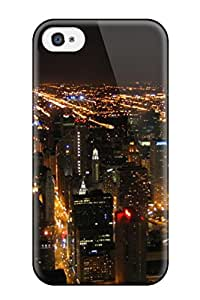 Michael paytosh Dawson's Shop Durable Case For The Iphone 4/4s- Eco-friendly Retail Packaging(city Skyline) 2039718K68953323