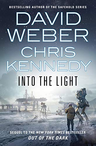 Book Cover: Into the Light
