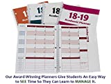 2018-2019 Student Planner Weekly & Monthly FAMILY CHOICE WINNER