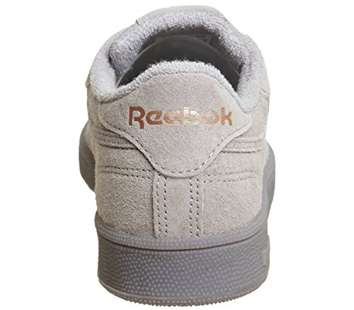 para Grey Club Mujer Zapatillas Skull 85 Reebok Gold Exclusive C Gimnasia Rose de zwHaYqd