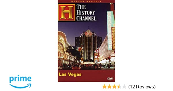 c2f85961a Amazon.com: Modern Marvels - Las Vegas (History Channel) (A&E DVD  Archives): Modern Marvels: Movies & TV
