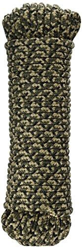 MIBRO Group (The) 642851 Diamond Braided Poly TG 3/8x100 Camo Rope