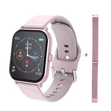 GGOII Reloj Inteligente Reloj Inteligente para Mujer Android iOS ...
