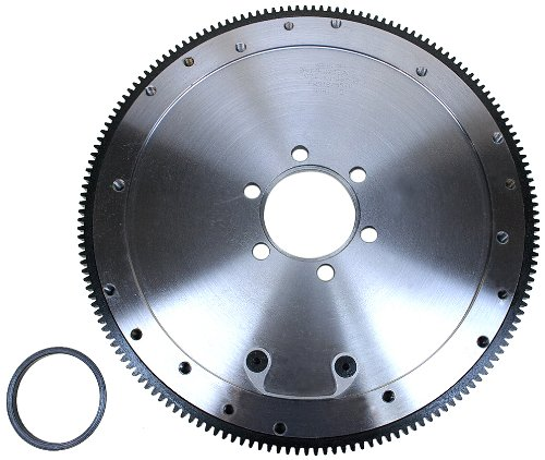(PRW (1645570) 166-Teeth Billet Steel SFI Certified Flywheel)