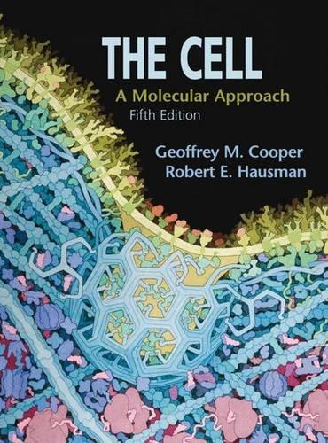 the cell a molecular approach geoffrey m cooper pdf