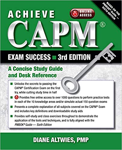 Torrent Descargar Achieve Capm Exam Success, 3rd Edition: A Concise Study Guide And Desk Reference Todo Epub